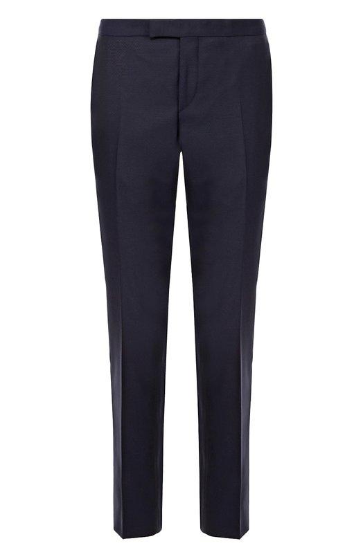 Шерстяные брюки прямого кроя Sand 1518/CRAIG T
