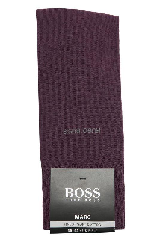 Хлопковые носки BOSS 50310075