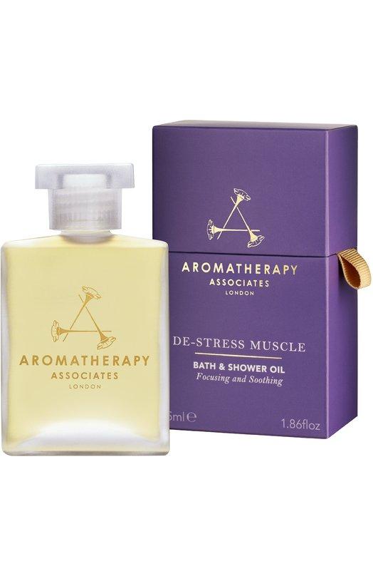 Согревающее масло для ванны и душа De-Stress Aromatherapy Associates RN511055R