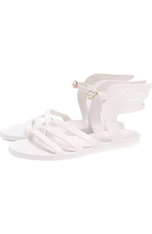 Резиновые сандалии Ikaria с декором Ancient Greek Sandals IKARIA/RUBBER