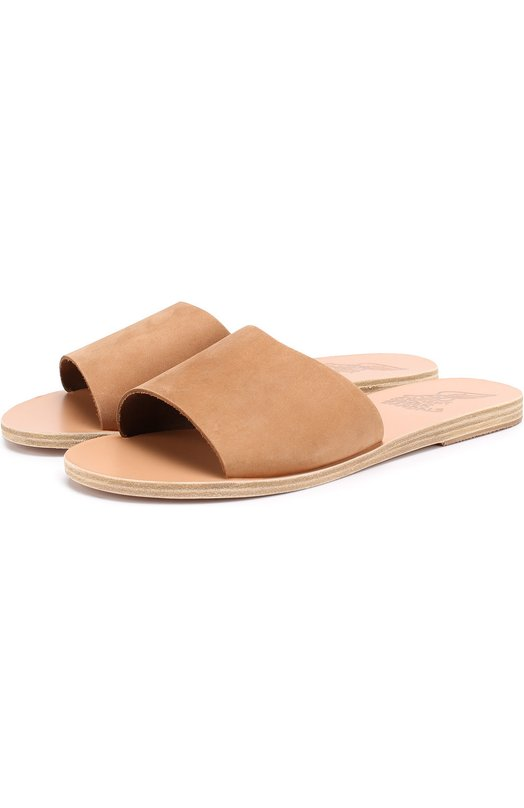 Кожаные шлепанцы Taygete Ancient Greek Sandals TAYGETE/VACHETTA