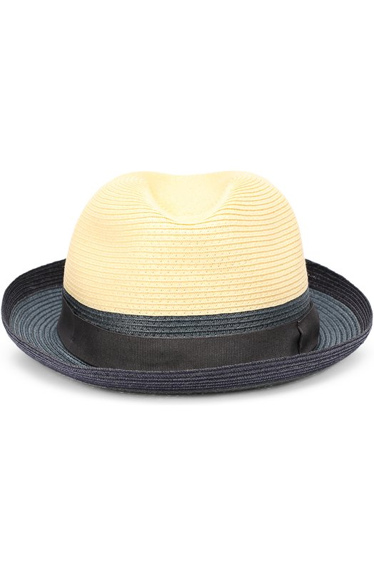 Шляпа-хомбург с лентой Giorgio Armani 747287/7P503