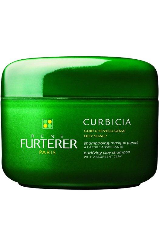 Шампунь-маска очищающий Curbicia Rene Furterer 3282779169417