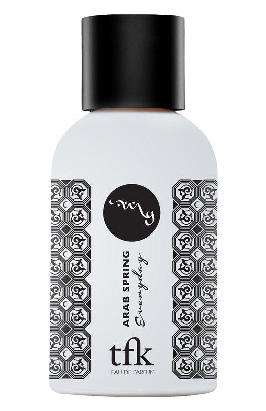 Парфюмерная вода Arab Spring Everyday TFK The Fragrance Kitchen 3700227204157