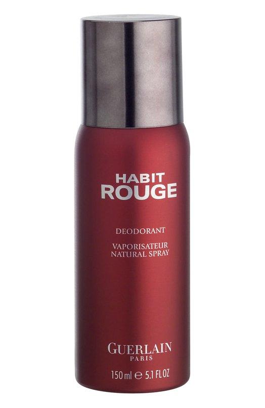 Купить Дезодорант Habit Rouge Guerlain, 23545, Франция, Бесцветный