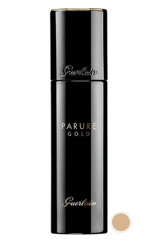 Купить Тональное средство Parure Gold, оттенок 13 Розово-бежевый Guerlain, G042015, Франция, Бесцветный