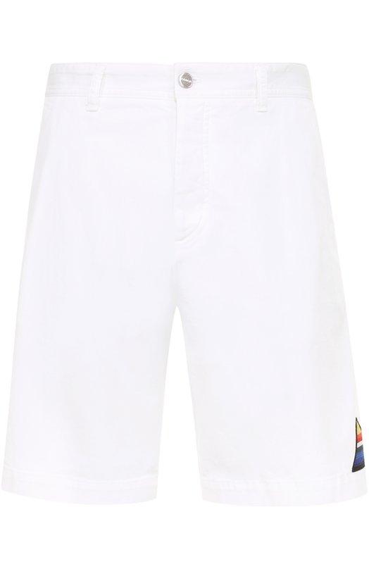 Джинсовые шорты свободного кроя Iceberg I3M/D034/0387