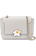 Сумка Egg Bathurst Anya Hindmarch серая | Фото №1