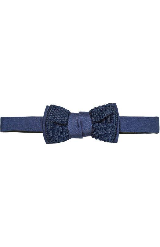 Шелковый галстук-бабочка Lanvin 1993/B0W TIE