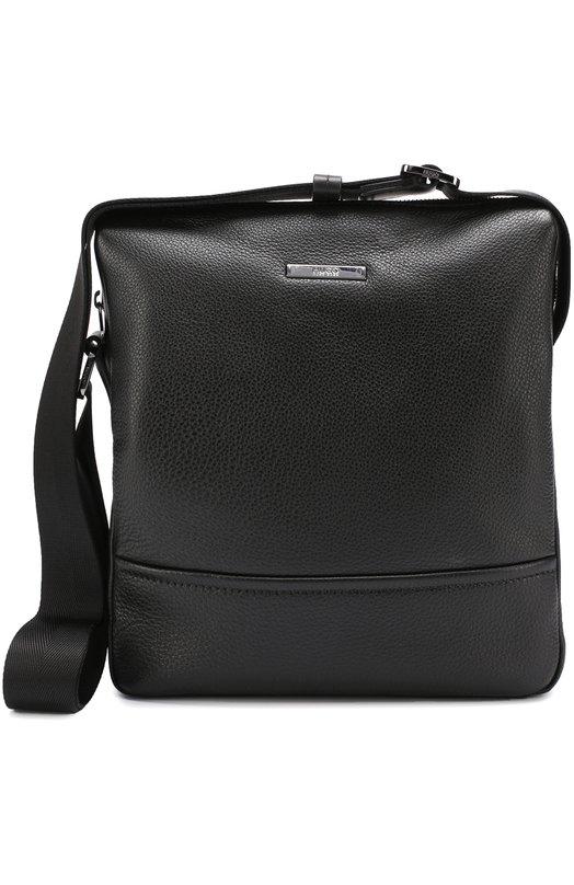 Кожаная сумка-планшет HUGO 50316879