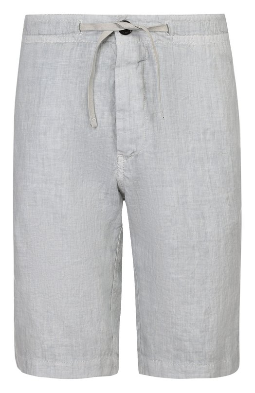 Льняные бермуды с карманами Stone Island 6615L0901