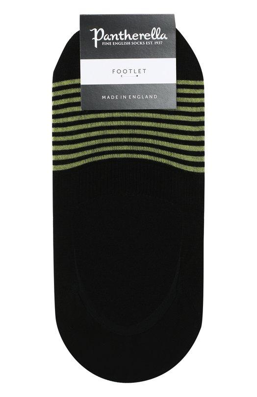 Короткие хлопковые носки Pantherella 3003F
