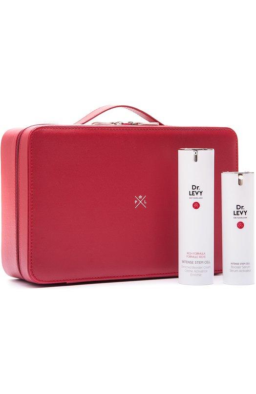 Купить Набор: Крем активатор для лица + Сыворотка для лица Dr. Levy, 46000026, Швейцария, Бесцветный