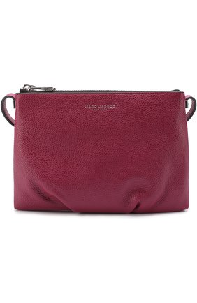 Сумка The Standard Crossbody Marc Jacobs бордовая | Фото №1