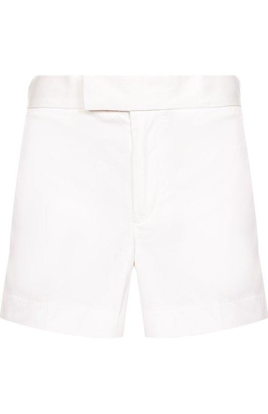 Хлопковые мини-шорты с карманами Polo Ralph Lauren V61/XZ84F/XY84F