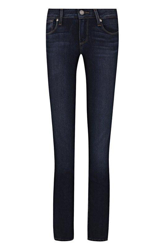 Укороченные джинсы-скинни с контрастной прострочкой Paige 1948521-3895