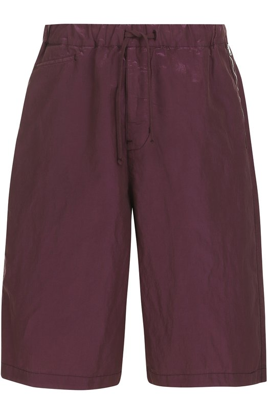 Хлопковые шорты свободного кроя Stone Island 6619L0107