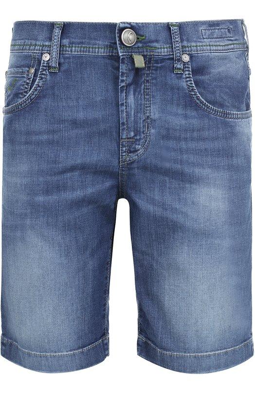 Шорты джинсовые +платок Jacob Cohen PW6636 C0MF/00517/W3