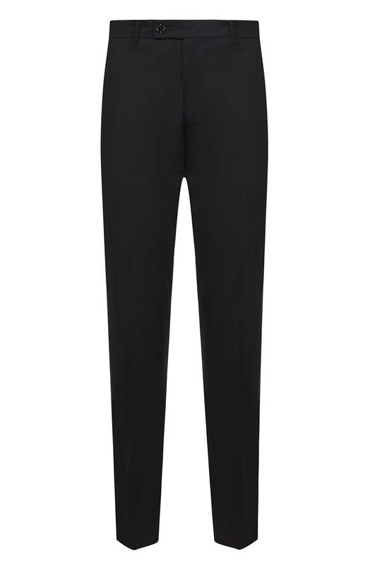 Хлопковые брюки прямого кроя Berwich SC/1/CN101X