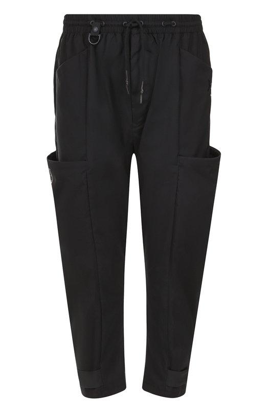 Укороченные брюки с заниженной линией шага Y-3 BR1717