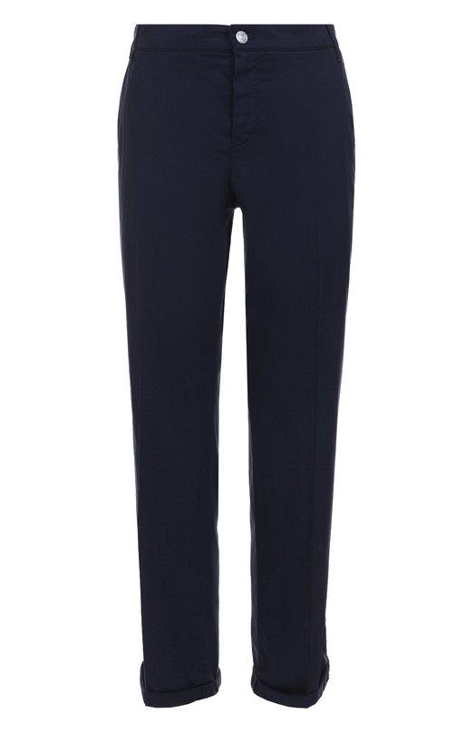 Укороченные джинсы с отворотами и карманами Escada Sport 5022968