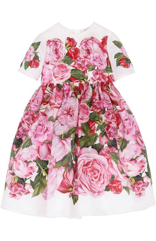 Платье Dolce & Gabbana 0131/L57D40/FH1RB/2-6