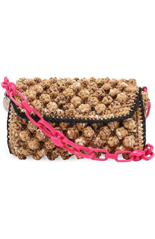 Плетеная сумка на цепочке M Missoni MD0BD145/2GN