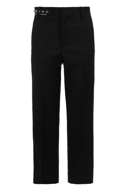 Укороченные расклешенные брюки со стрелками Marc Jacobs M4006399