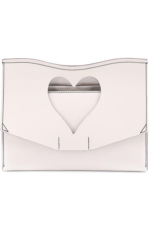 Клатч Heart Cut-out Proenza Schouler H00540-C167M