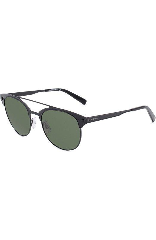 Купить Солнцезащитные очки Dsquared2, 0246 01N, Китай, Черный