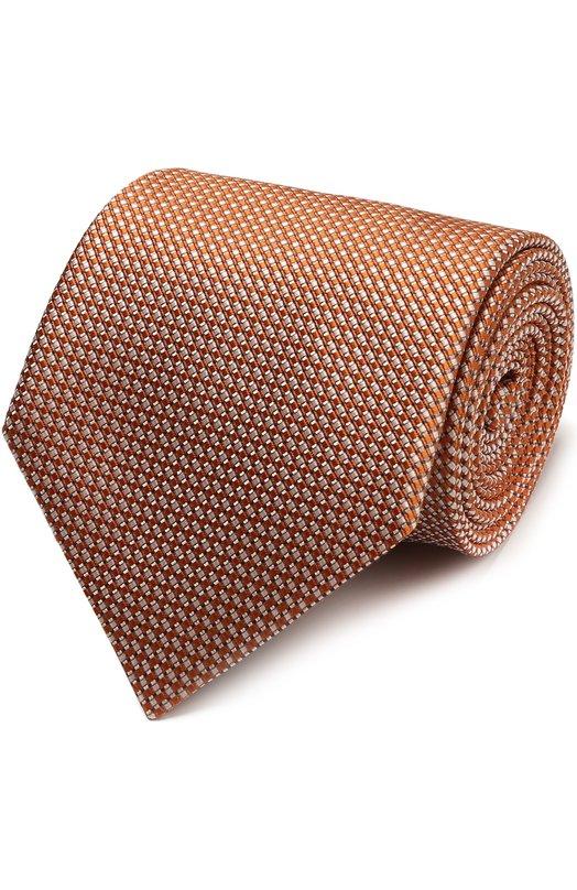 Купить Шелковый галстук Ermenegildo Zegna Италия 5156305 Z9D801XW