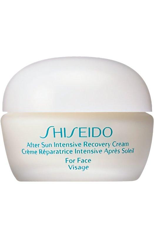 Купить Восстанавливающий крем для лица после загара Shiseido, 12554SH, Япония, Бесцветный