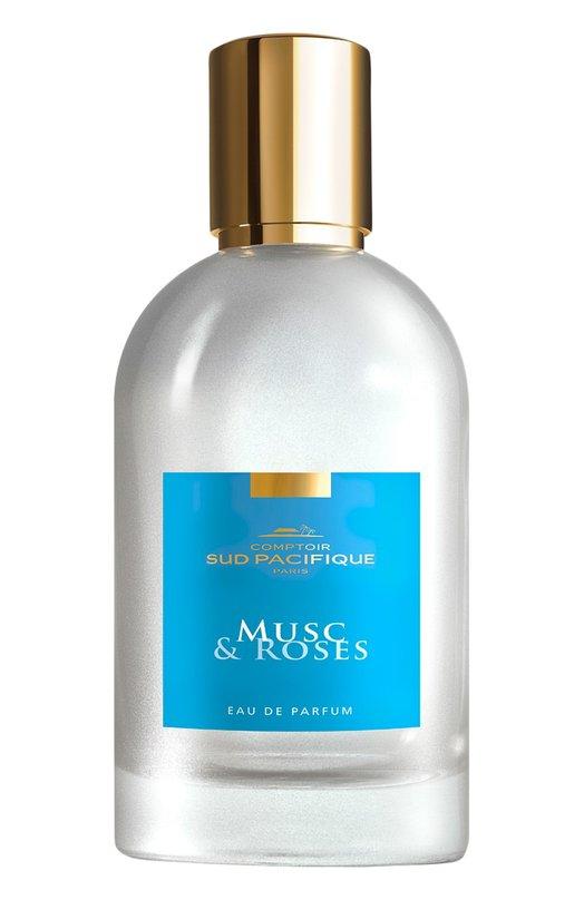Купить Парфюмерная вода Musc & Roses Comptoir Sud Pacifque Франция HE00359019 19003060