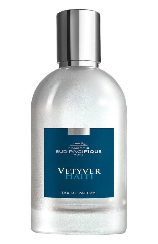 Купить Парфюмерная вода Vetyver Haiti Comptoir Sud Pacifque Франция HE00359070 10410060