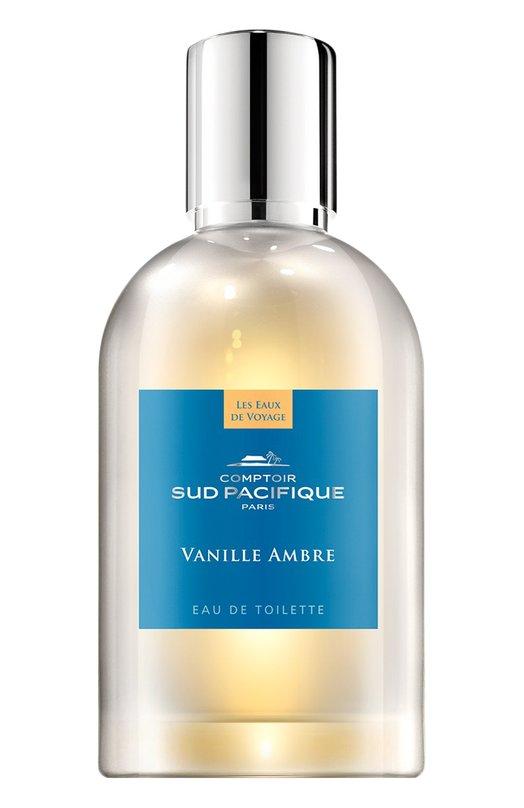 Купить Туалетная вода Vanille Ambre Comptoir Sud Pacifque Франция HE00359078 15003050