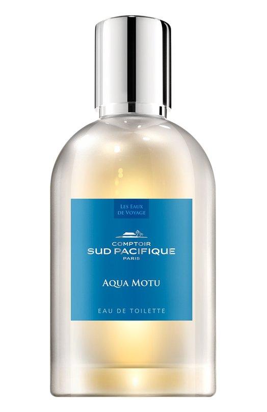 Купить Туалетная вода Aqua Motu Comptoir Sud Pacifque Франция HE00359081 13503050