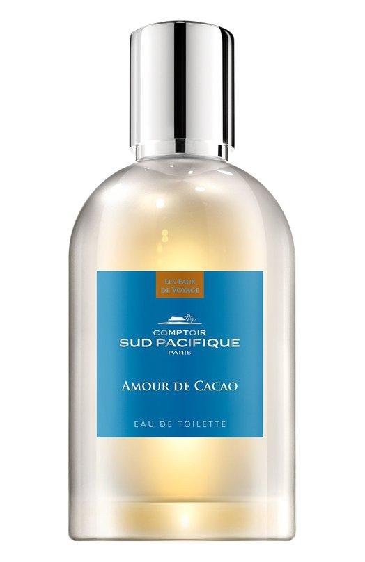 Купить Туалетная вода Amour de Cacao Comptoir Sud Pacifque Франция HE00359083 14103050