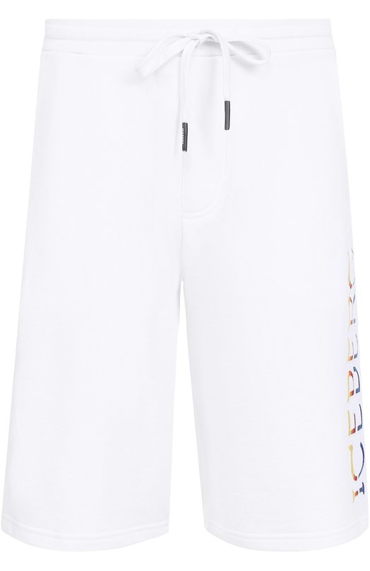 Хлопковые шорты свободного кроя Iceberg I3M/D010/6300