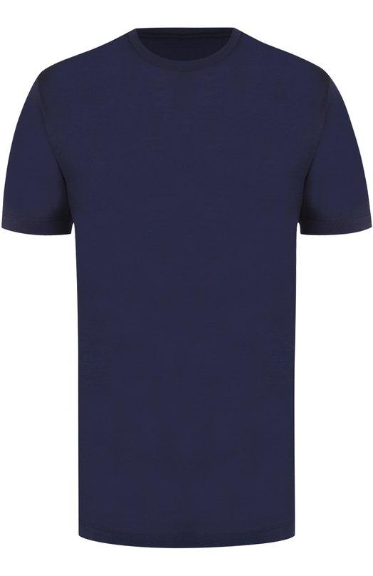 Хлопковая футболка с круглым вырезом Pal Zileri 94700/3MM/S926