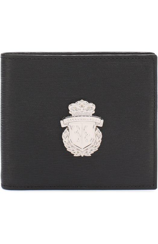 Кожаное портмоне с отделениями для кредитных карт Billionaire I17A MVG_0027 BLE006N