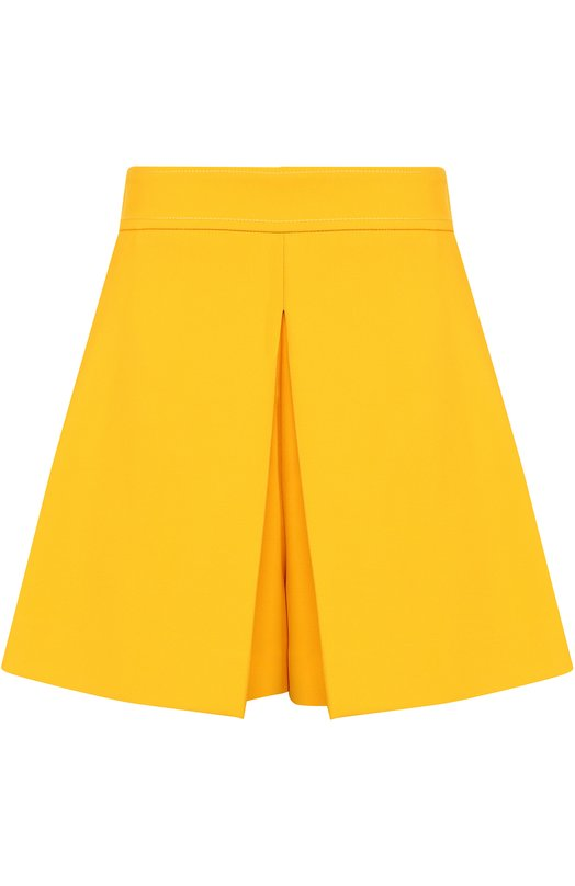 Мини-шорты с карманами и защипами Emilio Pucci 72/JU01/72616