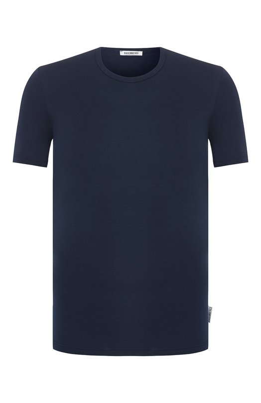 Хлопковая футболка с круглым вырезом Dirk Bikkembergs B41302T44