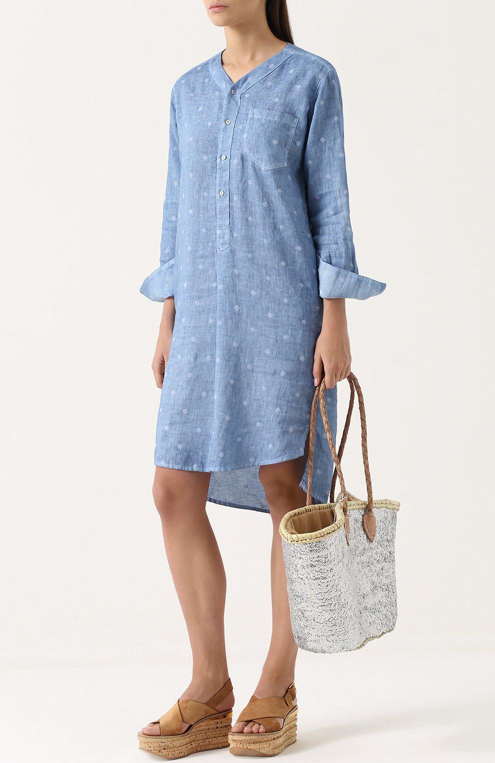 Льняная женская одежда с доставкой