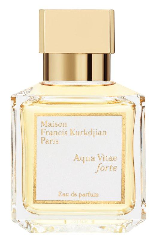 Купить Парфюмерная вода Aqua Vitae forte Maison Francis Kurkdjian, 1021902, Франция, Бесцветный