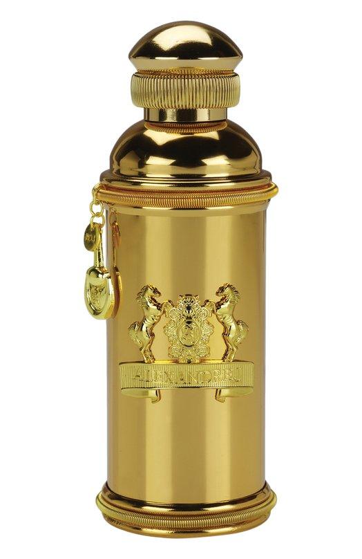 Парфюмерная вода спрей Golden Oud Alexandre.J 3700753002593