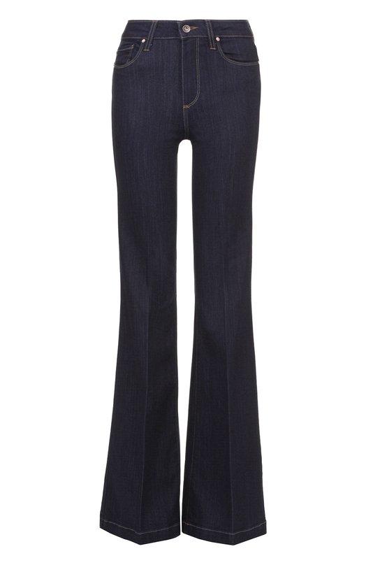 Расклешенные джинсы со стрелками Paige 3312744-4384