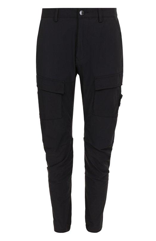 Хлопковые брюки карго Stone Island 661531006
