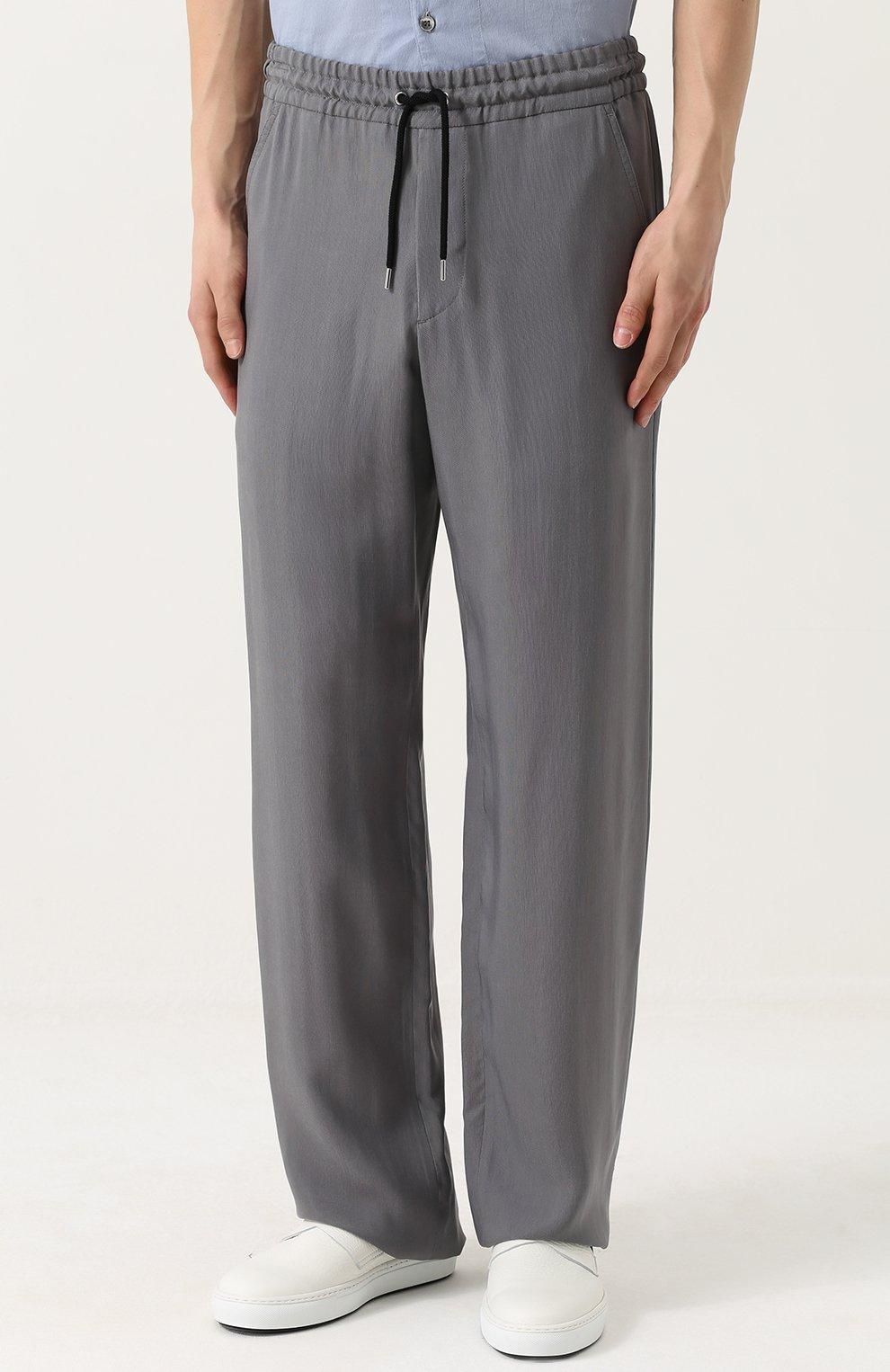 Свободные брюки мужские с доставкой
