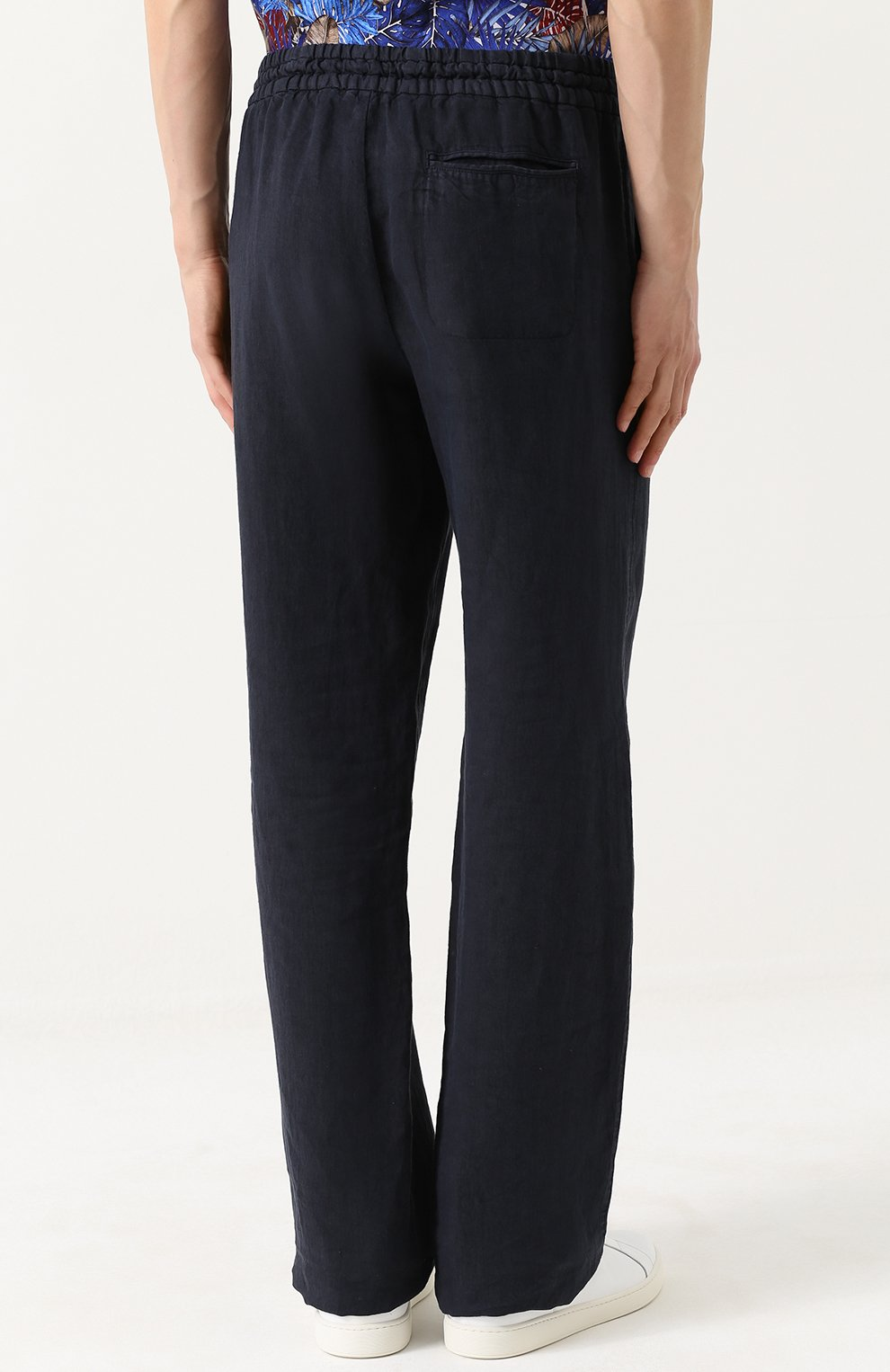 Льняные брюки мужские купить с доставкой