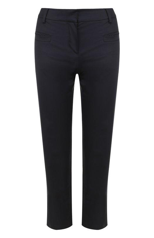 Укороченные брюки прямого кроя с карманами Giorgio Armani VAP10W/VA182
